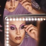 Ever Wondered What It's Like To Get Ready For Drag? 1 Queen Sashays Through the Process