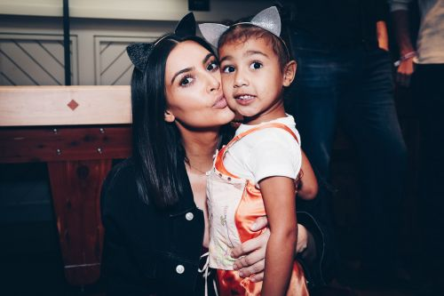 Kim Kardashian's Comments About North West Wearing Makeup Reveal That Kanye Is Like Most Dads