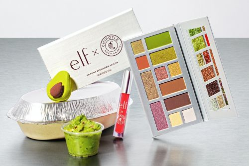 Chipotle's Makeup Collection With e.l.f. Has Shades Named After Your Fave Burrito Fillings