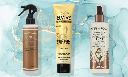 The 5 Best Drugstore Heat Protectants