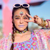 This Handy Infographic Has Festival Beauty Down to a Science