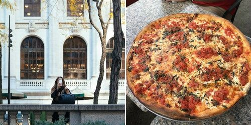 The 10 Best Cities In The U.S. For Pizza, According To TripAdvisor