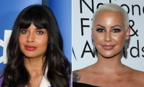Jameela Jamil's Response To Amber Rose Promoting Pregnancy Weight-Loss Tea Is So On Point