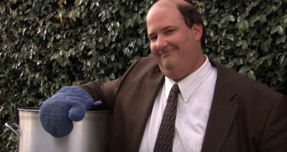 I Tried Kevin From 'The Office's Chili Recipe & I Didn't Drop It
