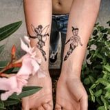 Love All Things Peter Pan? These Tattoos Might Convince You That Growing Up Isn't So Bad