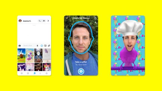 Here's How To Use Cameo On Snapchat To Make Hilarious Vids