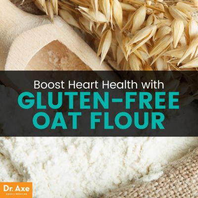 Oat Flour: The Gluten-Free Flour that Promotes a Healthy Heart