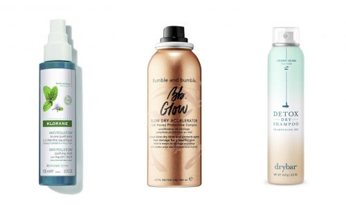 The 8 Best Hair Mists For Every Type Of Bad Hair Day