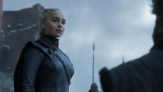 Emilia Clarke's Reaction To The 'Game Of Thrones' Series Finale Is Probably The Same As Yours