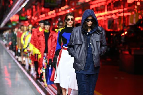 Ferrari Style's First Ready-To-Wear Collection Stirred Social Media Controversy