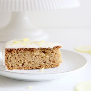 Almond Flour Lemon Cake