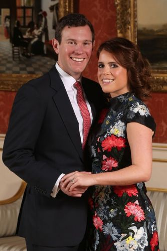 Where Will Princess Eugenie's Wedding Take Place? The Castle Will Look Really Familiar