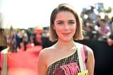 If You Can Believe It, Kiernan Shipka's Already Short Hair Just Got Even Shorter