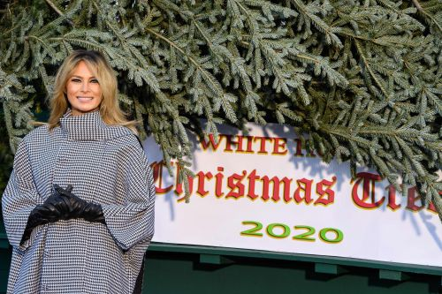 These Tweets About Melania Trump's 2020 Christmas Decorations Are Absolutely Brutal