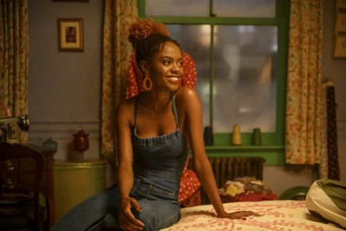 """Ashleigh Murray Says Singing On 'Katy Keene' Is """"Scary"""" For A Big Reason - EXCLUSIVE"""