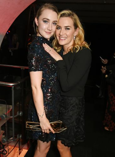 Kate Winslet Scheduled A Sex Scene With Saoirse Ronan On Her Birthday