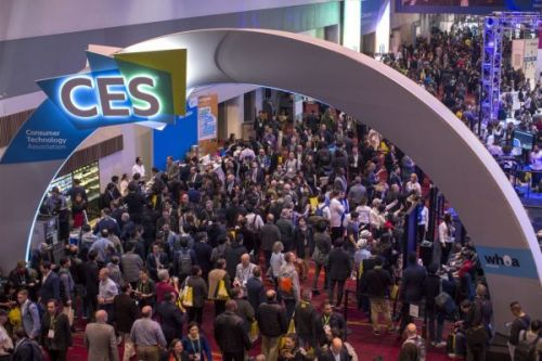 Dizzying array of dazzling devices make CES a visual feast