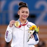 Gymnast Sunisa Lee Didn't Just Take Home the Olympics Gold Medal -She Did It With Acrylics