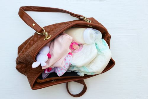 25 Things You'll Find in a Toddler Mom's Purse