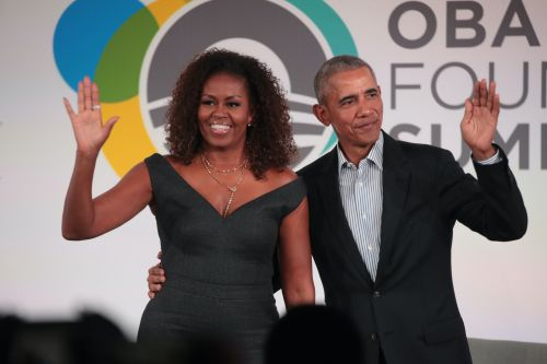 Barack & Michelle Obama's Tweets About The 2021 Olympics Are Perfect