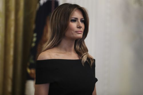 Melania Trump's 2019 Valentine's Day Tweet Shared Some Sweet Photos