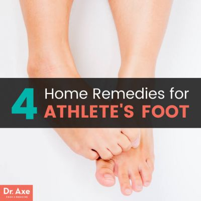 Athlete's Foot: Common Signs + 4 Home Remedies