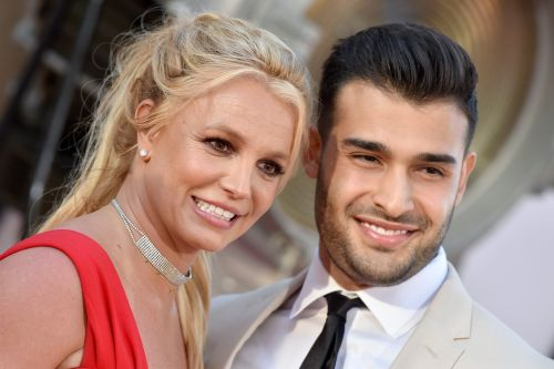 Sam Asghari's Response To Britney Spears Engagement Rumors Was So Sarcastic