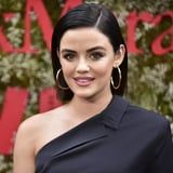 Lucy Hale's Best Beauty Looks Involve a Rainbow of Hair Colors