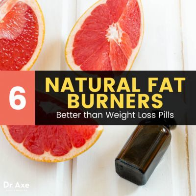 6 Natural & Safe Fat Burners, Plus Risks of Weight Loss Supplements
