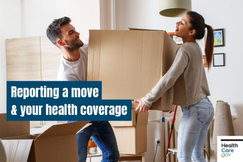 Moving may impact your health coverage