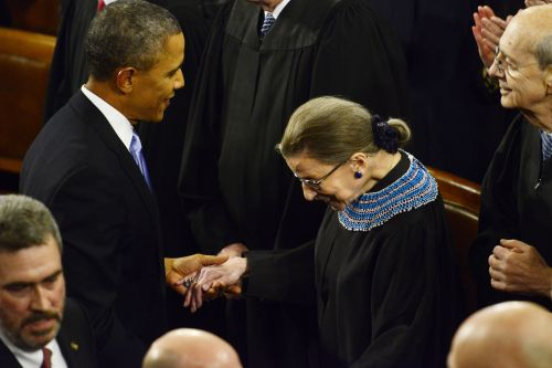 Barack Obama's Statement On Ruth Bader Ginsburg's Death Honors Her Enduring Legacy