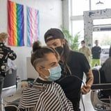 Gender-Neutral Barbershop Founder Aims to Change Her Corner of the World, 1 Haircut at a Time