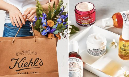 The Kiehl's Friends & Family Sale 2019 Is The Perfect Motivation To Spring Clean Your Beauty Stash