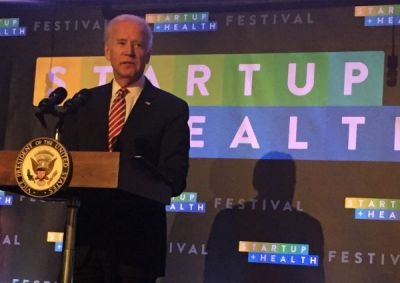 Philadelphia healthcare innovators want to bring Biden to HIMSS