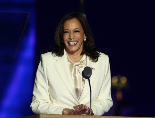 Kamala Harris' 2021 Inauguration Night Speech Was All About Hope For The Future