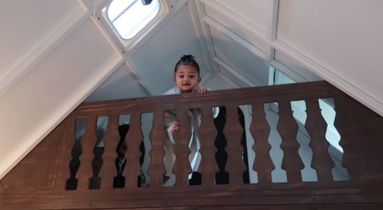 These Photos Of Stormi's Playhouse Are So Glamorous, They'll Fill You With Envy