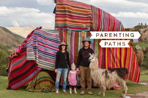 This Couple Quit Everything + Raised Their Kids While Traveling The World