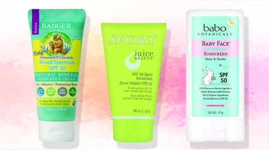 The 5 Best Organic Sunscreens