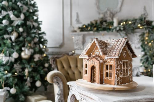 8 Gingerbread House Kits That Will Make Your Holidays Extra Sweet