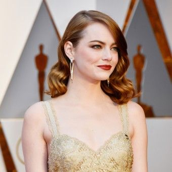 How To Get Emma Stone's Oscars Makeup Look