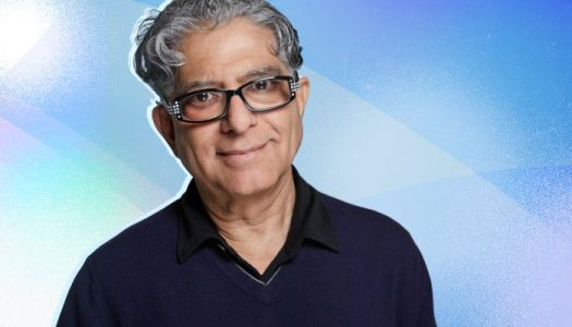 Yes, Even Deepak Chopra Wears A Wellness Tracker - Here's Why