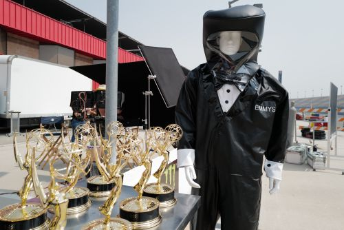 These Tweets About The 2020 Emmys Hazmat Suits Are Full Of Awe