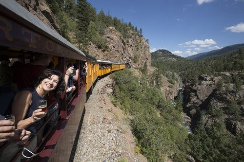 The Durango Brew Train In Colorado Holds Craft Beer Tastings, So All Aboard