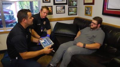 Houston EMS gets to 'mobile integrated healthcare' with telemedicine triage