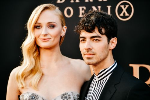 These Sophie Turner & Joe Jonas Couples Halloween Costumes Are Pure Fire