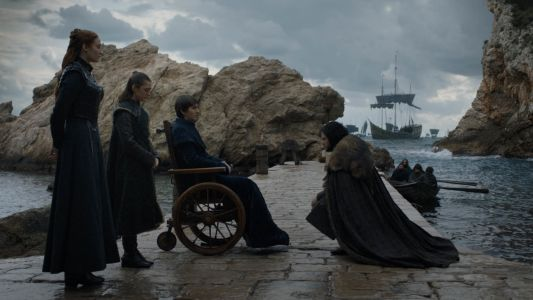 The 'Game Of Thrones' Finale Revealed Which Dragon Has 3 Heads