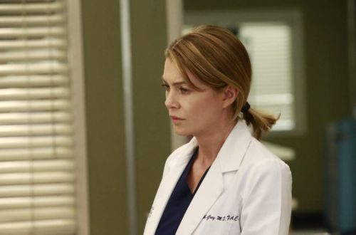 Ellen Pompeo's Response To Jesse Williams Leaving 'Grey's Anatomy' Is Emotional