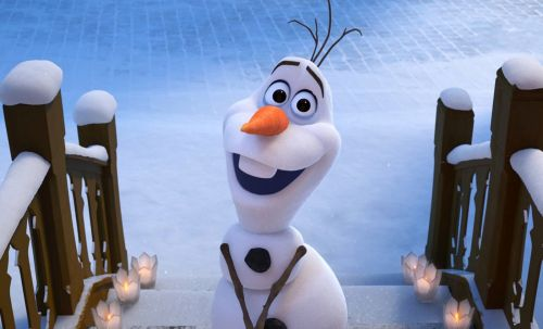 Here's How To Order The Olaf Frappuccino At Starbucks Every 'Frozen' Fan Needs
