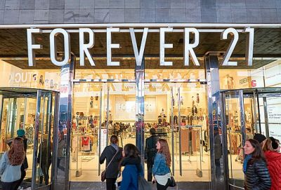 Forever 21's New Beauty Shop Has Shoppers Really Excited
