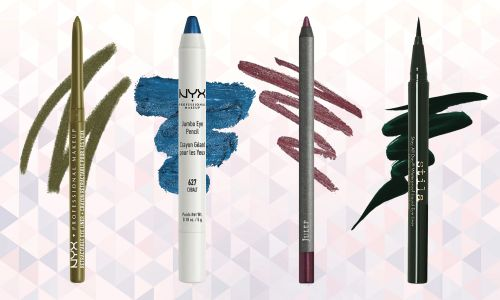 The 6 Best Colored Eyeliners